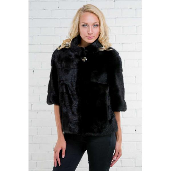 Estelle mink fur coat