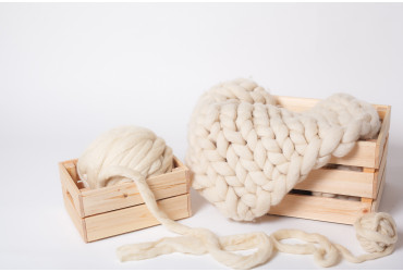 How wool made